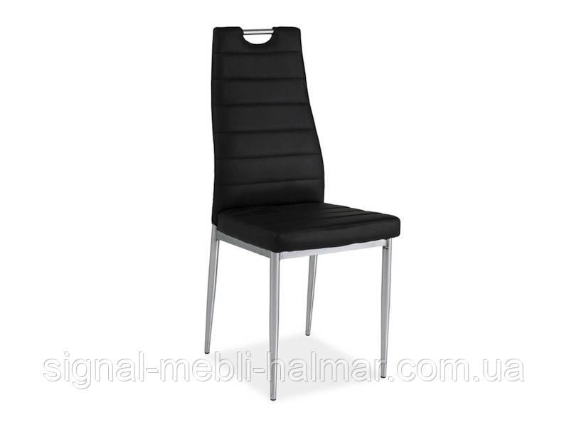 Купить кухонный стул H-260 черный/хром (Signal)
