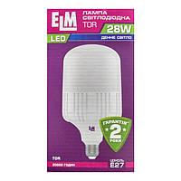 Лампа светодиодная ELM LED TOR 28W PA10 E27 6500K