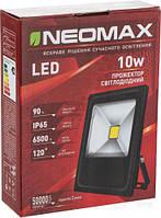 Led Прожектор NEOMAX 10W 220V IP65 6500K