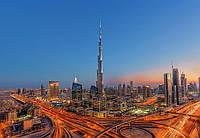Флизелиновые фотообои: Дубаи Код: 973