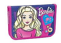 """531369 Пенал твердый (1 отд. 1 отв.) 1 ВЕРЕСНЯ """"Barbie jeans"""""""