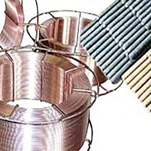 Расходные материалы и принадлежности для пайки и сварки
