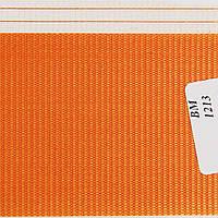 Рулонные шторы День Ночь Ткань Радуга ВМ-1213 Коралловый