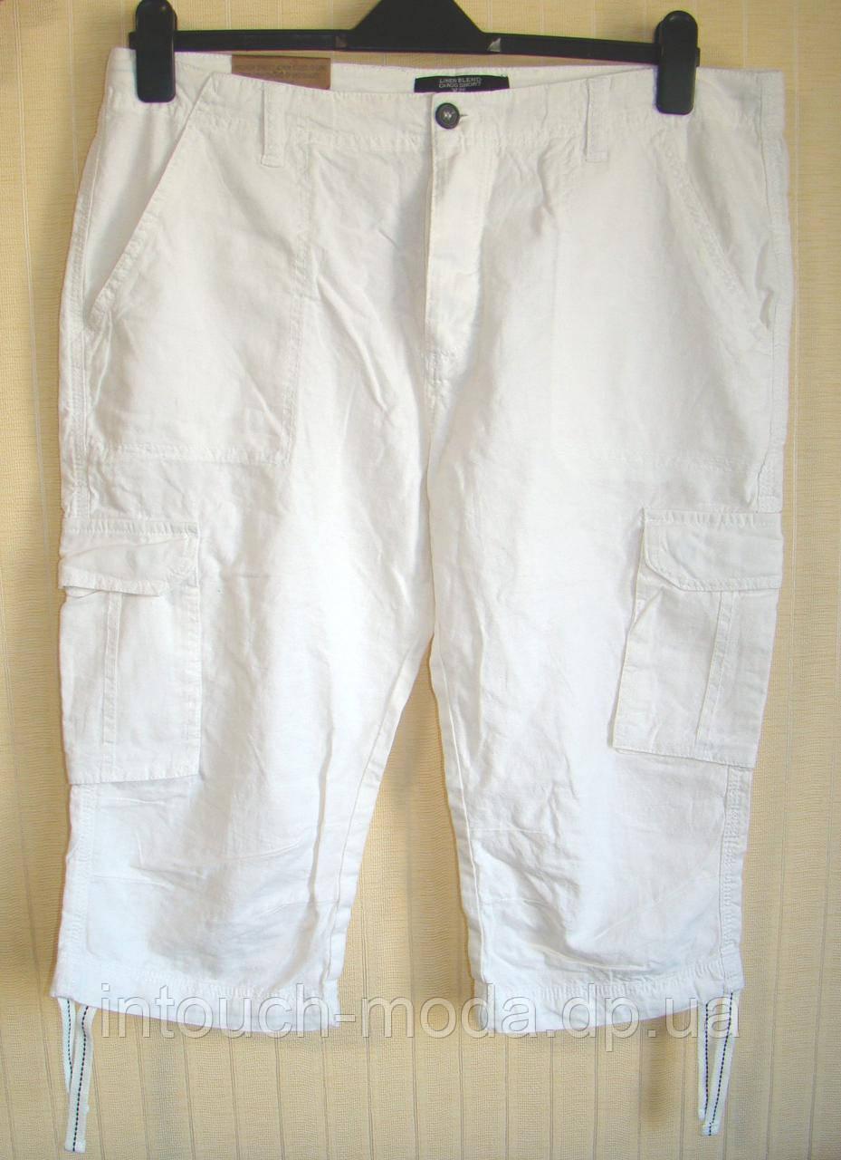 Шорты бриджи мужские Denim Co. Размер 52 (L, W36).