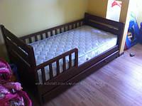 Детская кровать из массива бука Софи