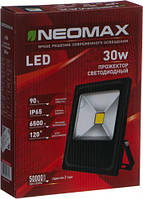 Led Прожектор NEOMAX 30W 220V IP65 6500K