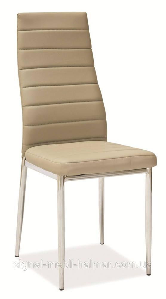 Купить кухонный стул H-261 chrom темный беж (Signal)
