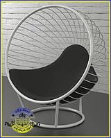 """Напольное дизайнерское кресло шар """"Hi-Tech"""""""