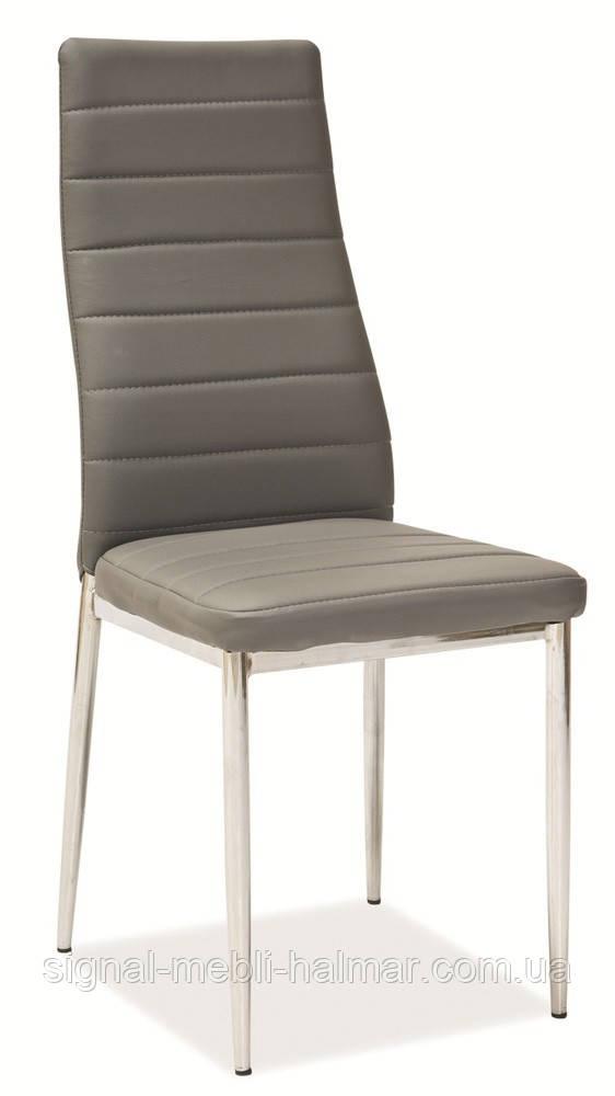 Купить кухонный стул H-261 chrom серый (Signal)