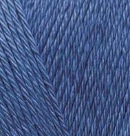 Пряжа для ручного вязания Alize Bahar (Ализе бахар) 94 джинс