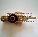 Кран для газовой плиты Норд (медный). код товара: 7041, фото 3