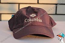 Кепка бейсболка Columbia Era темно-фиолетовая, фото 3