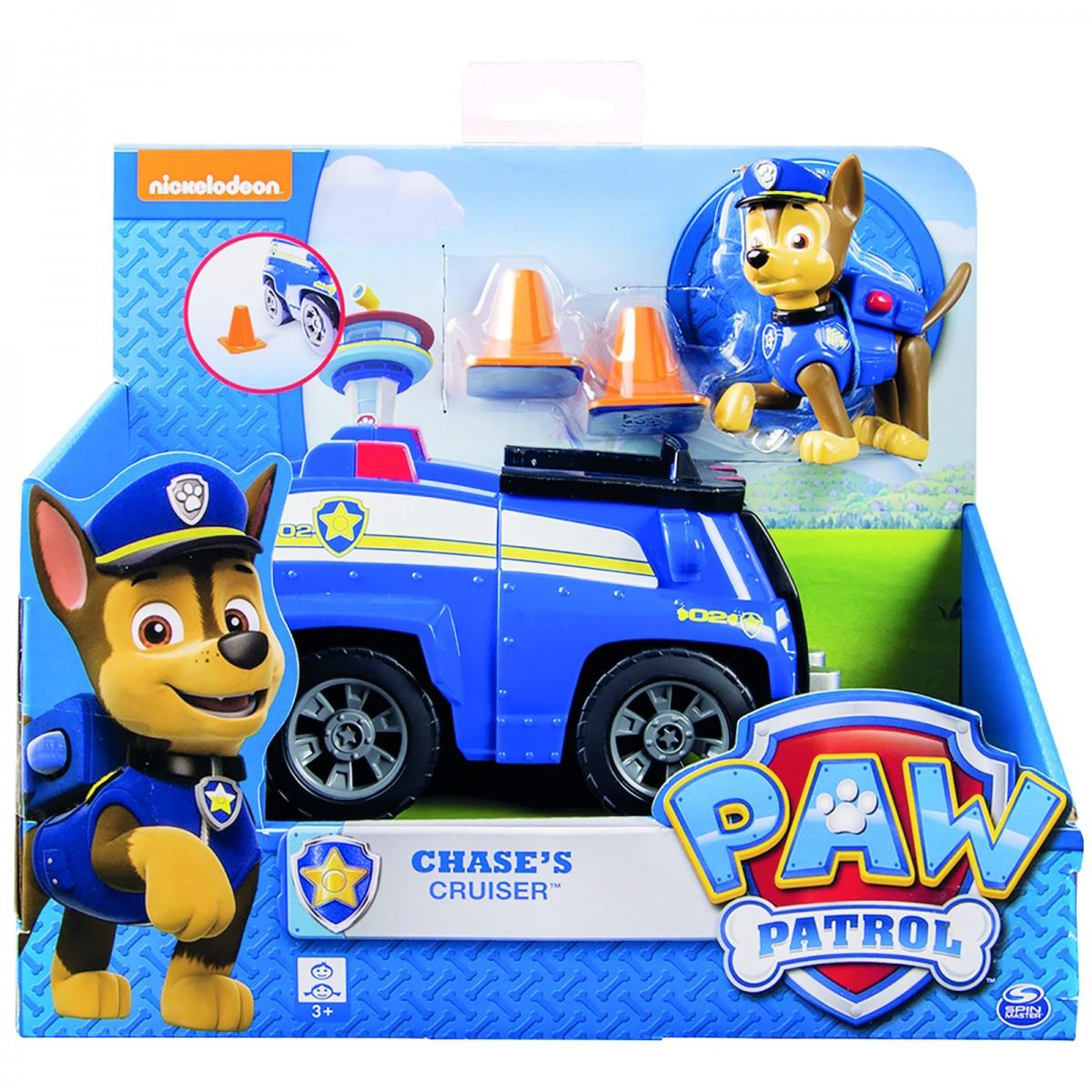 Paw Patrol Chase's Spy Cruiser ( Щенячий патруль Гонщик и шпионский автомобиль Nickelodeon )