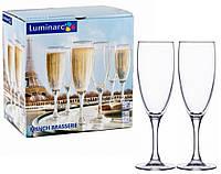 Набор бокалов для шампанского Luminarc French Brasserie 170мл 6шт
