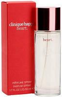 Женская парфюмированная вода CLINIQUE  HAPPY HEART, 50 мл.