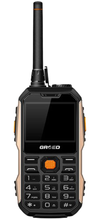 Grsed E8800 black IP67
