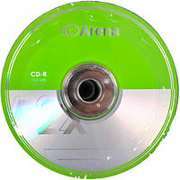 Диски CD-R ARENA 700Mb 52x Bulk 50 штук