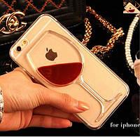 В наличии!!! Прозрачный пластиковый чехол для iPhone 5С