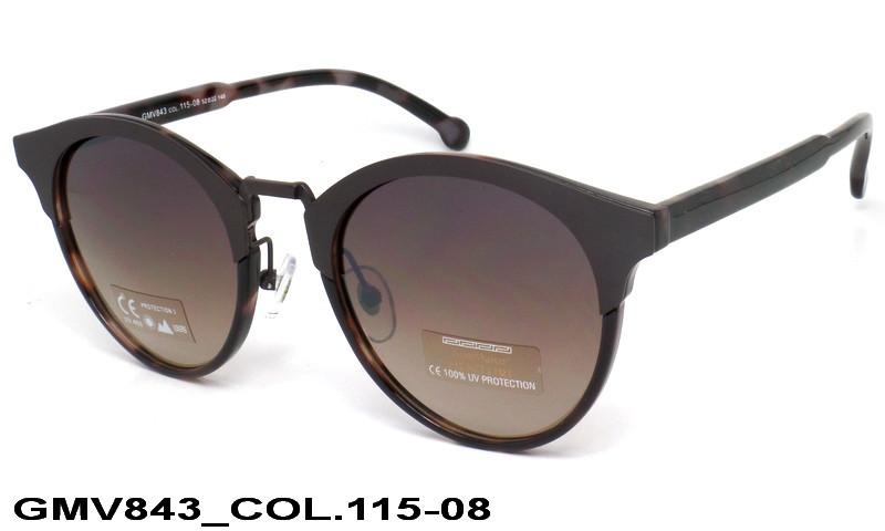20f25608543b Солнцезащитные Очки Броулайнеры (вайфареры) GMV843 COL.115-08 — в ...