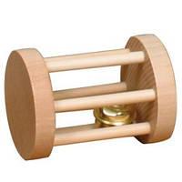 Барабан-колесо дерево 5х7см TRIXIE (6184)