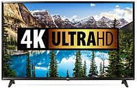 Телевизор LG LED 55UJ6307 4K,SMART  HDR, Internet, Wi-Fi, Bluetooth, HDMI , USB