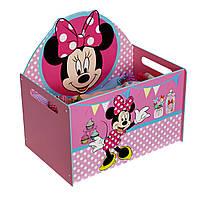 Ящик-комод для игрушек Минни Маус Worlds Apart