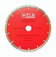 Алмазный диск  T.I.P. 180х7х22 сегмент