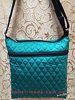 Женская сумка планшет на плечо/Клатч женский Сумка стеганная только ОПТ , фото 1