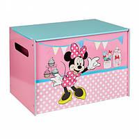 Ящик-комод для игрушек Minnie Mouse Worlds Apart