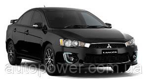 Фаркоп на Mitsubishi Lancer 10 sport (кроме V-1, 6) хетчбек/седан 2007-2013