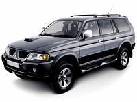 Фаркоп на Mitsubishi Pajero Sport I 1998-2009
