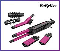 Мультистайлер для укладки волос Babyliss Pro Ceramic 12 In 1, фото 1