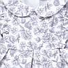 """Платье """"Розы"""" InComer (серое, короткое), фото 2"""