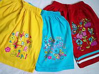 Детские шорты на девочку Турция Размеры 6,7,8 лет