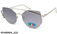 Солнцезащитные очки оригинальной формы GV8201 C3