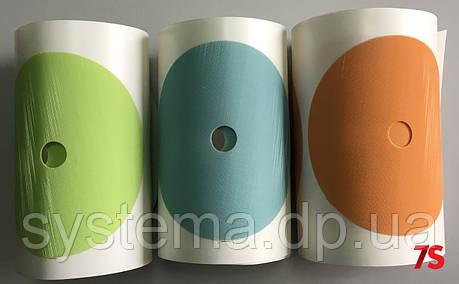 Шлифовальные диски Trizact 268ХА, зерно А10, голубой, 125мм, рулон 25 шт., фото 2