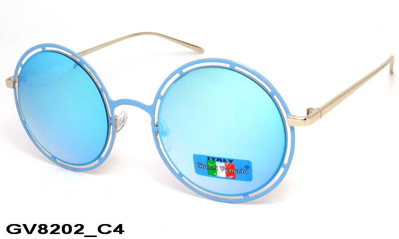 ce9355a1fc0b Солнцезащитные Очки Круглой Формы GV8202 C4 — в Категории ...