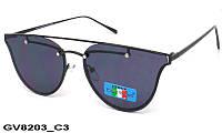 Солнцезащитные очки оригинальной формы GV8203 C3