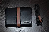 Кожаный чехол для фотоаппаратов Sony LCS-TWD