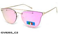 Солнцезащитные очки оригинальной формы GV8203 C2
