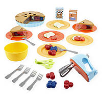 Игрушечная кухня New Just Like Home Deluxe Pie Baking Playset