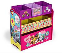 """Органайзер - ящик для игрушек """"Младший щенячий патруль Disney"""" Delta Children"""