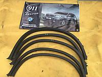 Расширители арок BMW X6 E71 задние
