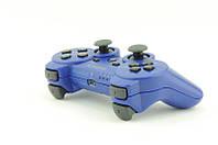 Геймпад беспроводной для PS3 SONY Wireless DUALSHOCK 3 (Синий/Blue)