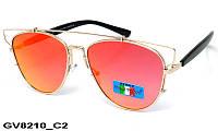 Солнцезащитные очки оригинальной формы GV8210 C2