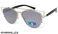 Солнцезащитные очки оригинальной формы GV8210 C3