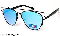 Солнцезащитные очки оригинальной формы GV8210 C6