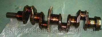 Вал колінчастий А-01 (ДТ-75М) 01М-04С5