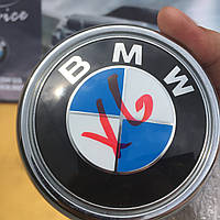 Значок задний БМВ Х6 Е71