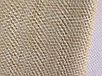 Виниловая канва 14ct, бежевый меланж, 50*50см